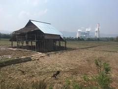Kernkraftwerk in Hongsa