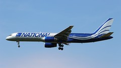 N176CA Boeing 757-28A National Airlines