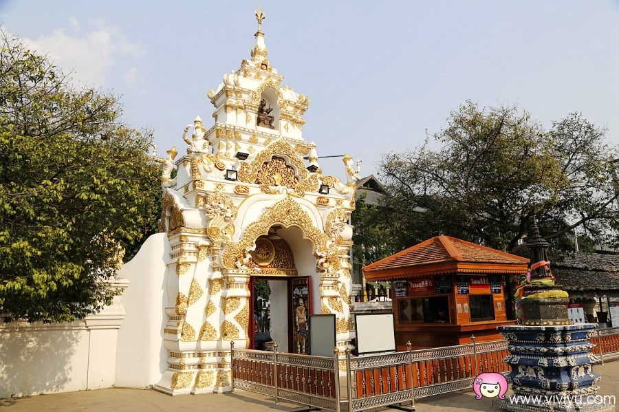 [泰國清邁]柴迪隆寺/Wat Chedi Luang百年歷史建築~悠遊古城.清邁最重要佛寺 @VIVIYU小世界