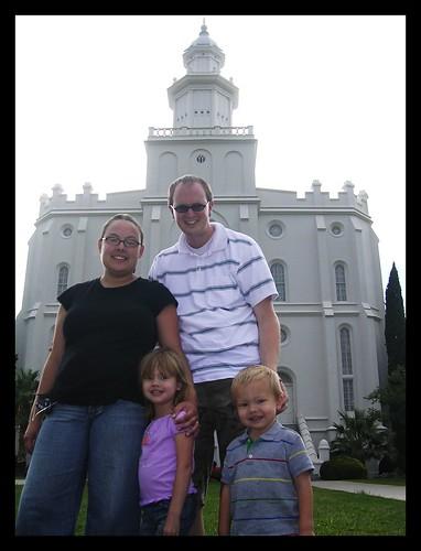 st george temple family portrait
