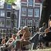 Amsterdam y el sol
