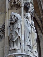 Saint Denis e la sua testa