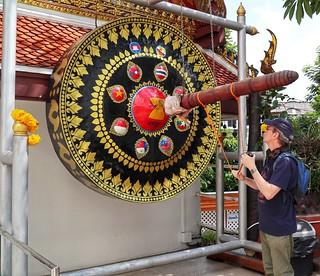 Man, The Golden Mountain, Bangkok