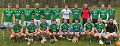 hurlers on forest pitch