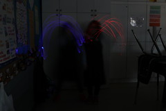 """Light painting • <a style=""""font-size:0.8em;"""" href=""""http://www.flickr.com/photos/145215579@N04/26524740067/"""" target=""""_blank"""">View on Flickr</a>"""