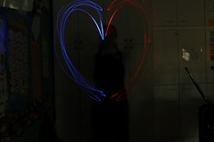 """Light painting • <a style=""""font-size:0.8em;"""" href=""""http://www.flickr.com/photos/145215579@N04/26524743137/"""" target=""""_blank"""">View on Flickr</a>"""