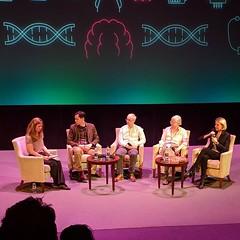 Gender-Balanced Panel :-)