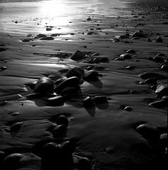 Carmel Beach st Sunset