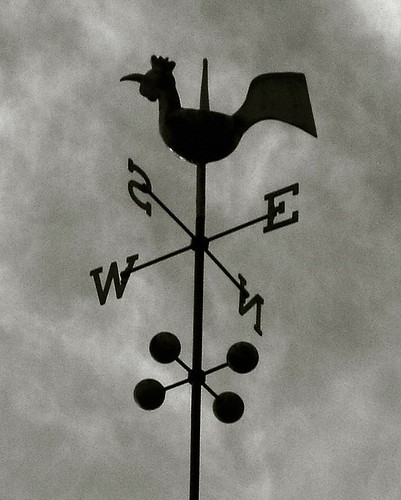 St Mary's Church Weathervane, Edwinstowe