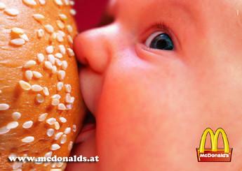 mcdonalds feed