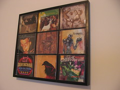 CD Wall Display (2)