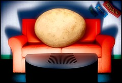 Potato Head - Couch Potato : )