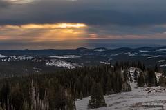 Sheep Mountain Rays