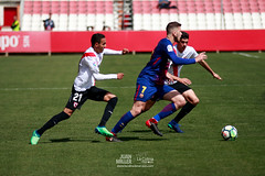 Sevilla Atlético - FC Barcelona B