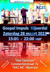 "Gospel Impuls 28-3-2015_0 • <a style=""font-size:0.8em;"" href=""http://www.flickr.com/photos/141226496@N02/26533570347/"" target=""_blank"">View on Flickr</a>"