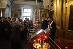 Богослужение Лазаревой субботы