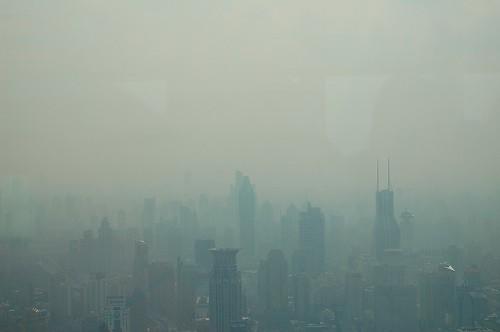 Shanghai - Pollution by Ethnocentrics.