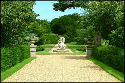 Gardens & Moondial, Belton House, Belton, Lincolnshire