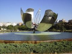 Flor, Parque Naciones Unidas