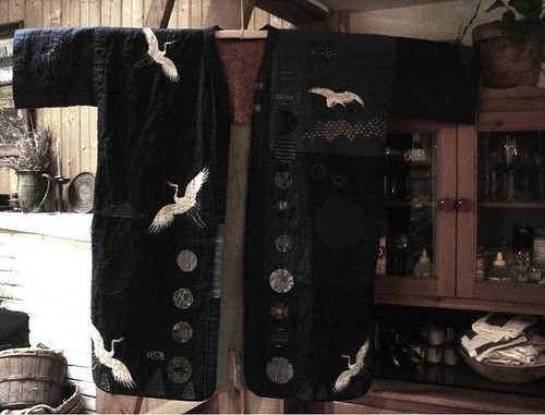 Spirit Cloth\'s bird coat