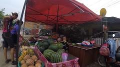 Einkauf in Luang Prabang