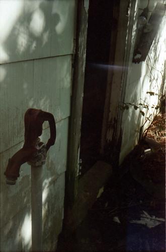 abandoned house one