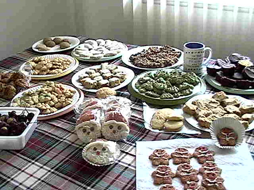 our cookies table by you.