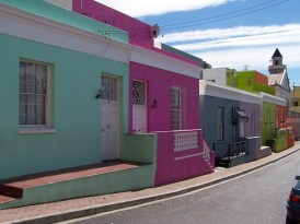 Bo Kaap Cape Town by geoftheref.
