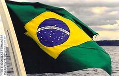 Bandeira do Brasil - Brazilian flag - Bandera ...