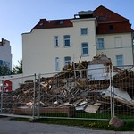 Abriss Hansestrasse 2