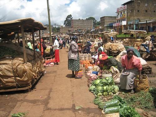 Limuru Market (foto de lovethechildren a flickr)