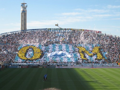 Stade Vélodrome, Marseille: OM - Le Man by fredGLLS, on Flickr