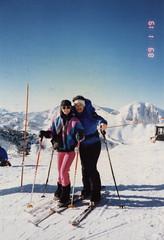 1989 01 21 Jackson Hole ski trip January 21 1989