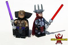 Darth Bane and Freedon Nadd