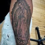 Tattoo by David J. Gray at Mr. Gray's Tattoo Studio