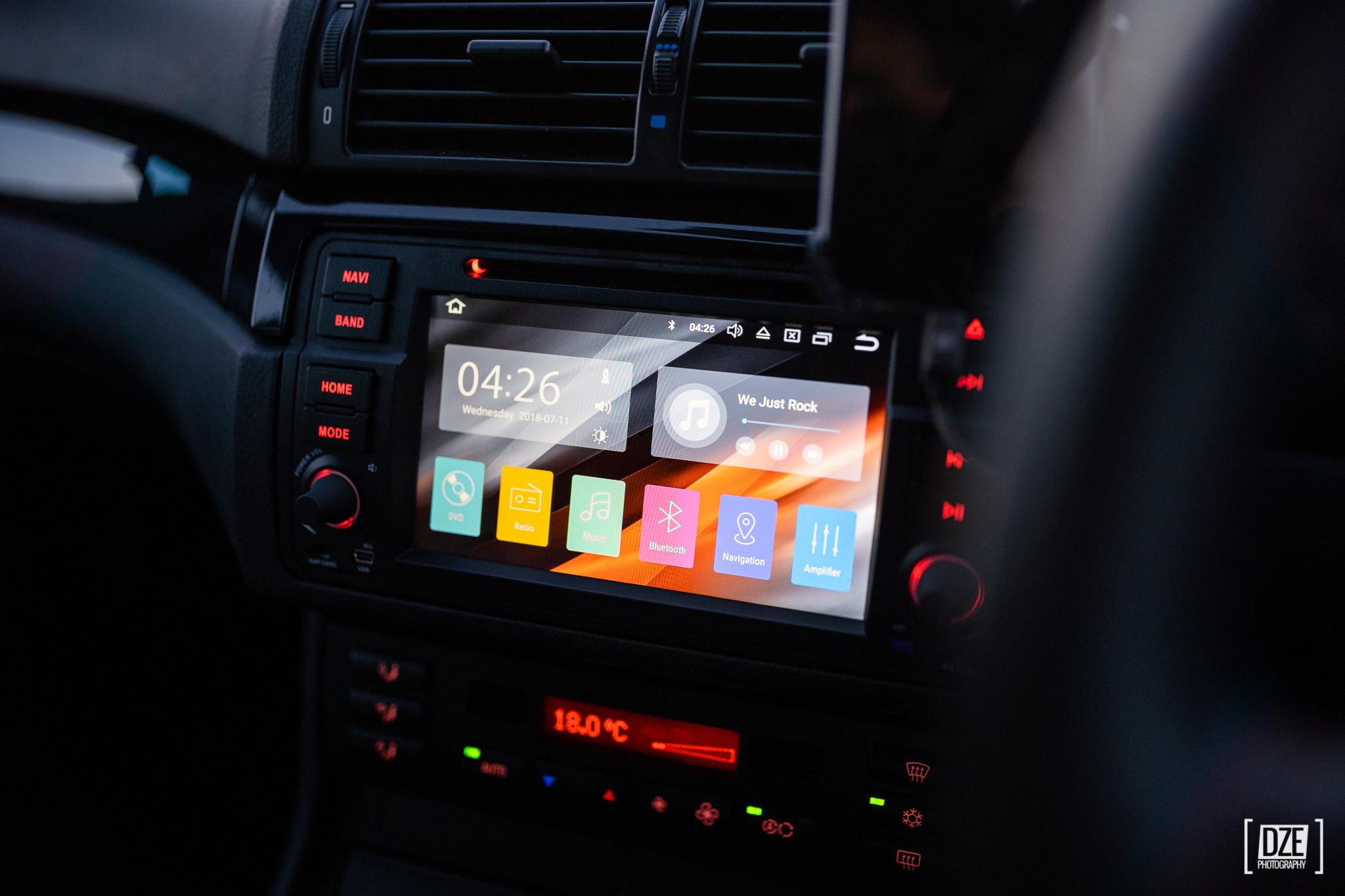 Xtrons Android Head Unit for E46 | Daze's E46 330D