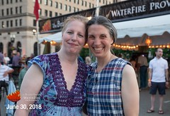 2018-6-30 WaterFire Providence Full Lighting (Photograph by Kevin Murray) (2)