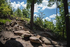 Trail improvements