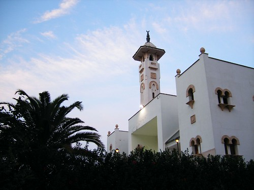 La mezquita de Fuengirola