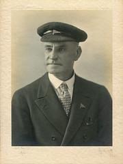 Captain J. H. Fearon