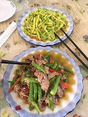 chinesisches Essen ist vielseitig