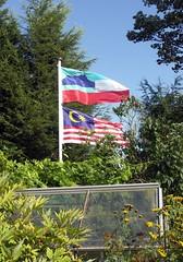 Sabah, Malaysia Flags 2