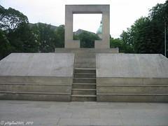 Holocaust-Denkmal / memorial for the holocaust