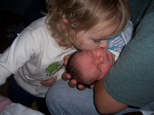Big Sister Kiss