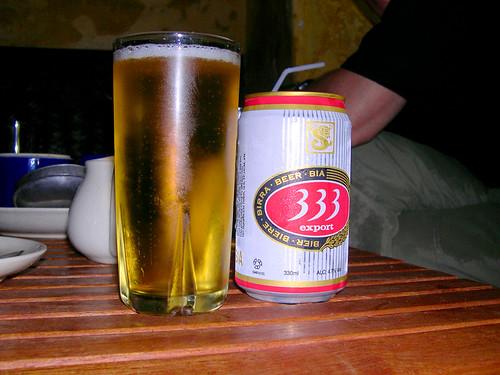 Biere 333 Export