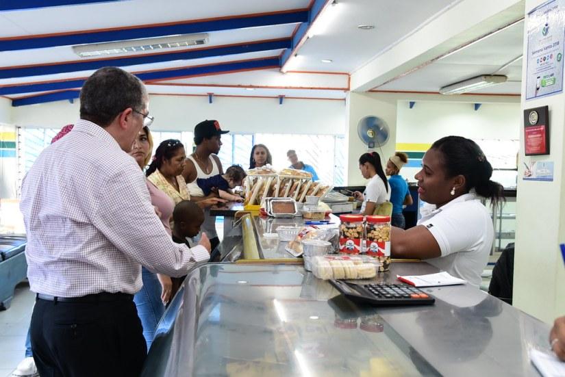 Dulcería Las Marias, Baní. 8 de julio 2018