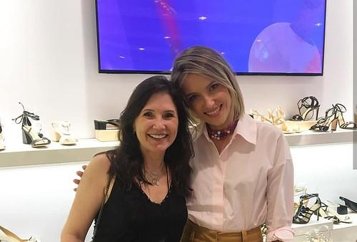 Alessandra e Rafaela, juntas na próxima quinta-feira, na Cash