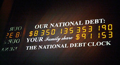 US National Debt, 6 July 2006