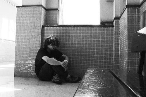 Triste (II) por BloOwITt