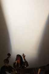Carrie in the light